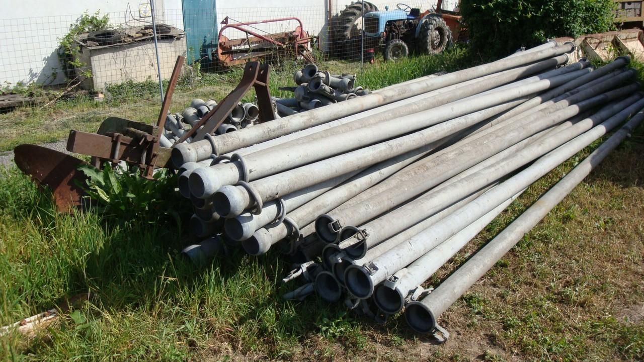 Tubi irrigazione alluminio termosifoni in ghisa scheda for Termosifoni in alluminio usati